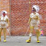 Performance at Ocelot Print Shop. 2013. Photography by Sarah Rose Sharp.