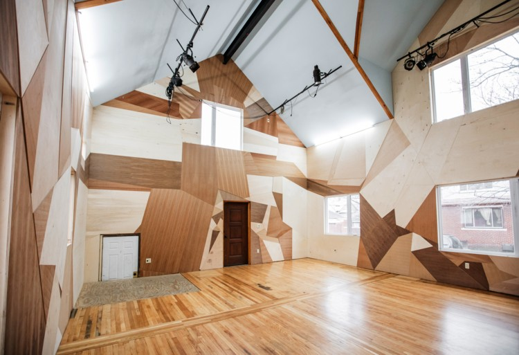 Play House (interior), 2012-Present, In collaboration with the Hinterlands, photo courtesy of Michelle Gerard