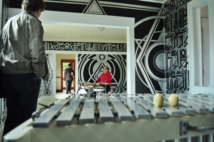 Sound House (interior), 2010-Present, photo courtesy of Mitch Cope
