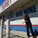 Liquor Store Theatre, vol. 3, no. 3, Untitled 1, 2016. Performance, Detroit, USA. 4 years. Image courtesy Todd Stovall and the artist.