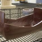 Canoe, 2013, ceramic, 9.75 x 16 x 9 in.