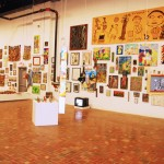 """""""Considering Detroit"""" (exhibition view), 2008, Museum of Contemporary Art Detroit. Photography by Anthony Cressey."""
