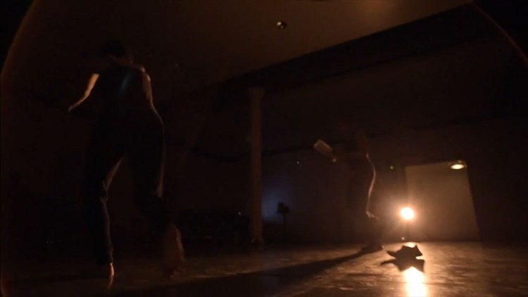 mourn and never tire, 2016, video still from performance