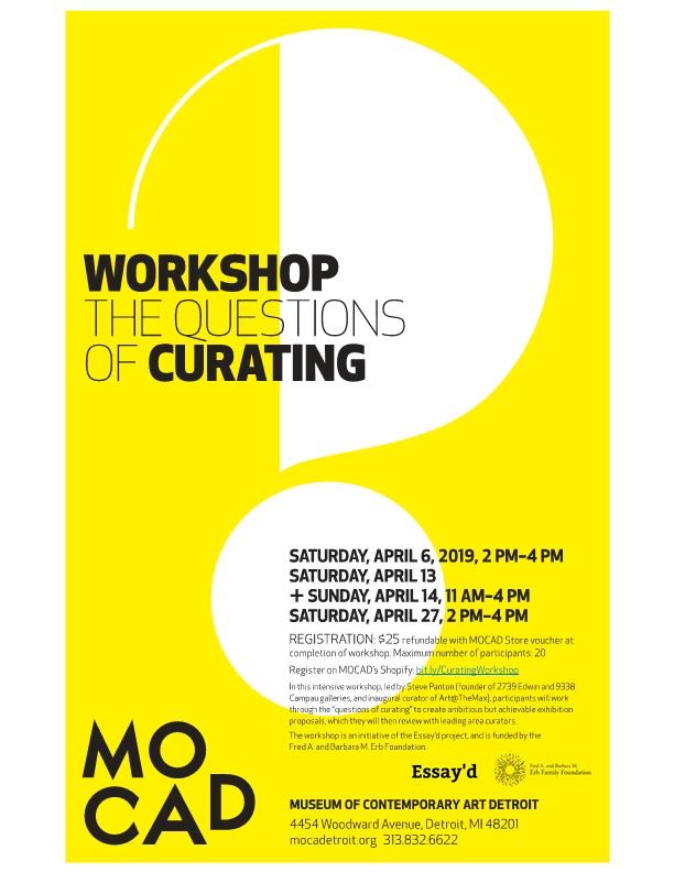 Workshops | Essay'd